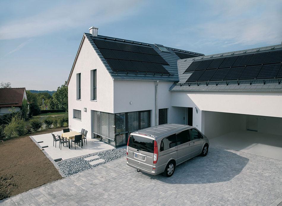 Solartechnik Dachdecker in Korbach Frankenberg Solar Huthwelker