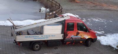 dachdecker korbach transport huthwelker